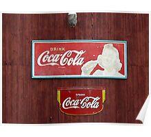 Drink Coka Cola  Poster