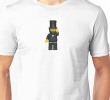 LEGO Abraham Lincoln Unisex T-Shirt