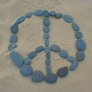 Peace in the Sand by Karen K Smith