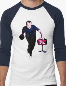The Big Milhouski Men's Baseball ¾ T-Shirt