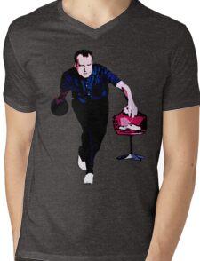 The Big Milhouski Mens V-Neck T-Shirt