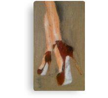 Walk Away, by James Patrick Canvas Print