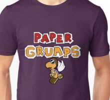 Paper Grumps Barry with Title Unisex T-Shirt