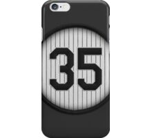 35 - The Big Hurt iPhone Case/Skin