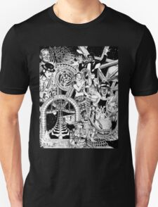 'Carnival of Life' T-Shirt