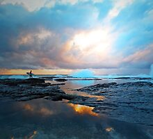 Early Breaks @ Dee Why Coast by annadavies