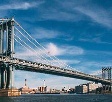 Manhattan Bridge by Jasper Smits