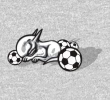 English Bull Terrier Pest One Piece - Short Sleeve