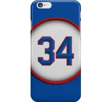 34 - The Ryan Express (Texas) iPhone Case/Skin