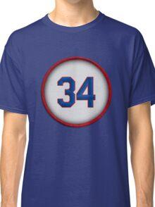 34 - The Ryan Express (Texas) Classic T-Shirt