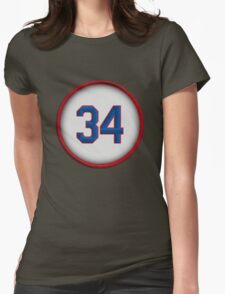 34 - The Ryan Express (Texas) Womens Fitted T-Shirt