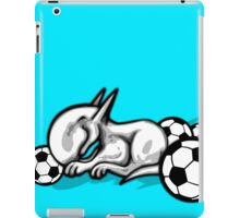 English Bull Terrier Pest iPad Case/Skin