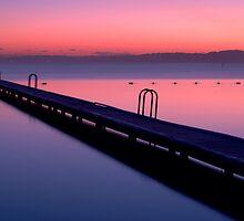 Sunset Glow by Nichole Lea