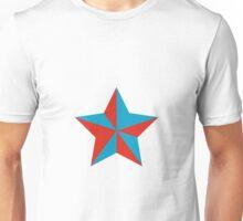 Star Opposed color II Unisex T-Shirt