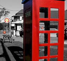 Tilba Tilba Telephone - NSW by Deanna Roberts Think in Pictures