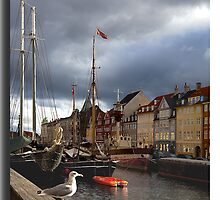 "Nyhavn ""New Port"" in Copenhagen by John44"