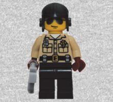 LEGO Traffic Cop One Piece - Short Sleeve
