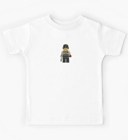 LEGO Traffic Cop Kids Tee
