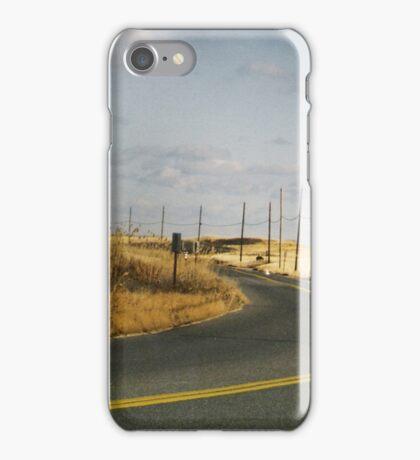 Dune Road iPhone Case/Skin
