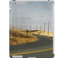 Dune Road iPad Case/Skin