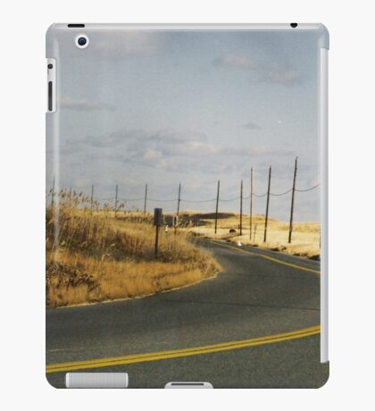Dune Road iPad Case/Skin