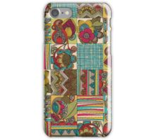 Like a quilt iPhone Case/Skin