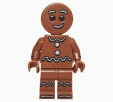 LEGO Gingerbread Man Kids Tee