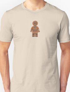 LEGO Gingerbread Man Unisex T-Shirt