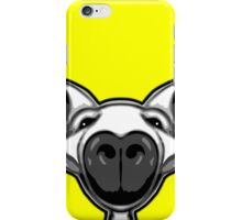 English Bull Terrier Hello iPhone Case/Skin