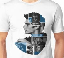 Dylan O'Brien Squares Unisex T-Shirt