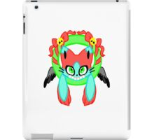 Sly Cat iPad Case/Skin