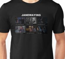 Janewaying Unisex T-Shirt