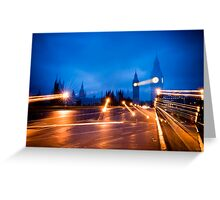 What's the Point of Light? Greeting Card