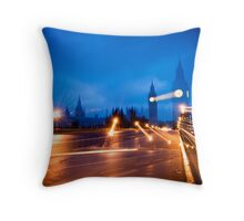 What's the Point of Light? Throw Pillow