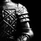 Knight Statuette Macro III by MBWright88