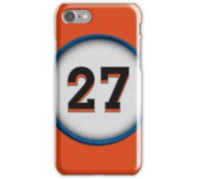 27 - Bigfoot (alt version) iPhone Case/Skin