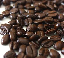 Coffee Beans by openyourap