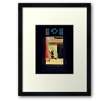 outsideit'sArT Framed Print