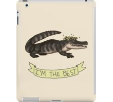 Best Gator iPad Case/Skin