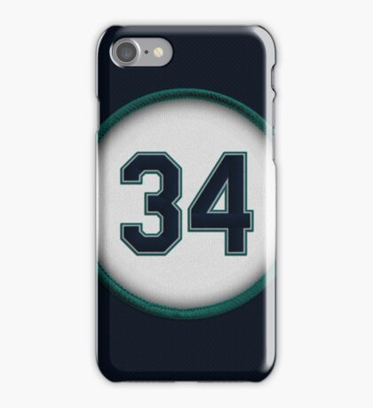 34 - King Felix iPhone Case/Skin