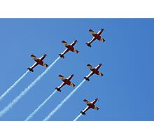 The Roulettes Photographic Print