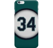 34 - King Felix (alt version) iPhone Case/Skin