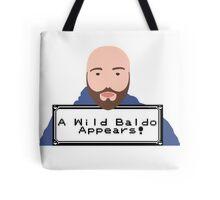 "Matthew Santoro ""A wild Baldo""  Tote Bag"