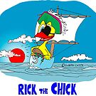 "Rick the chick ""BUCCANEER"" by CLAUDIO COSTA"
