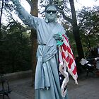 Lady? Liberty by Bernadette Claffey