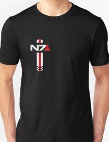 N 7 Nitrogen Effect Unisex T-Shirt