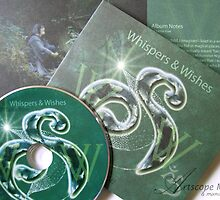 Whispers& Wishes CD by Tania Rose