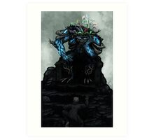 Kabraxis, the Theif of Hope Art Print