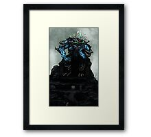 Kabraxis, the Theif of Hope Framed Print