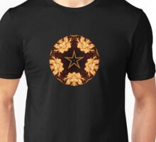 Flaming Star...Kaleidoscope Tshirt Unisex T-Shirt